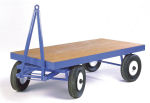 Heavy Duty towing turntable trailer